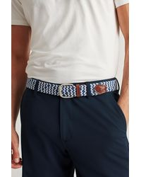 Bonobos The Clubhouse Stretch Belt - Blue