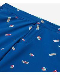 Bonobos Riviera Recycled Boardshorts - Blue