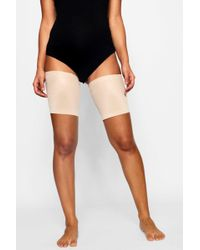 Boohoo - Maternity Chafing Bands - Lyst