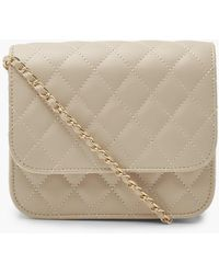 Boohoo Simple Quilted Cross Body - Multicolour