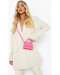 Boohoo Mini Grab Bag - Pink
