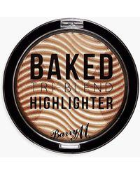 Boohoo Barry M Bronze Baked Highlighter - Metallic
