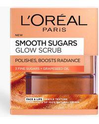 Boohoo Exfoliant Au Sucre Doux Visage & Lèvres L'Oréal Paris - Multicolore