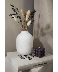 Boohoo The Dried Flower Collection Mono Bunch - Black