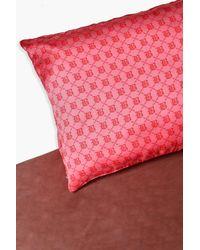 Boohoo B Super Soft Pillow Case - Pink