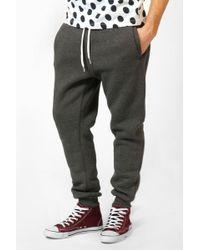 Boohoo Boohooman Slim Fit Joggers - Grey