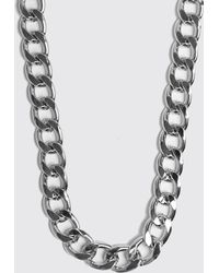 BoohooMAN Chunky Chain Necklace