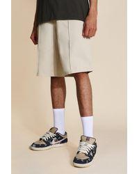 BoohooMAN - Tall Skate Chino Shorts - Lyst