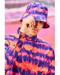 BoohooMAN Tie Dye Bucket Hat - Multicolour