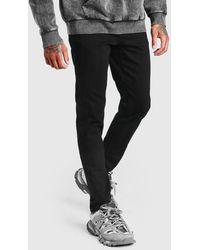 BoohooMAN Skinny Jeans - Black