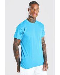 BoohooMAN T-shirt basique à col ras du cou - Vert