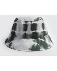 dda055616 American Eagle Tie Dye Bucket Hat in Blue for Men - Lyst