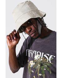 BoohooMAN - Core Bucket Hat - Lyst