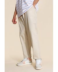BoohooMAN Tall Skate Fit Twill Chinos - Multicolore