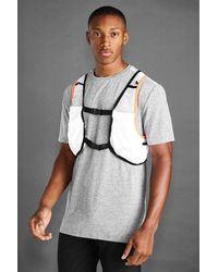 BoohooMAN MAN Active vest Top zum Joggen - Mehrfarbig