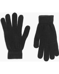 Boohoo - Basic Gloves - Lyst