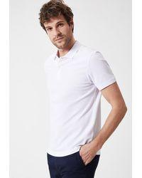 Boris Becker Polo Neck T-shirt - White