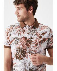 Boris Becker Printed Polo Neck T-shirt - Multicolour