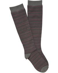Børn Compression Socks - Gray