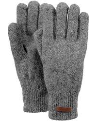 Barts Haakon Gloves - Grijs