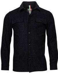 Giordano Overshirt - Zwart