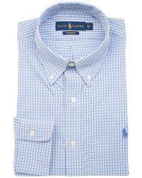 Polo Ralph Lauren - Dress Shirt - Lyst