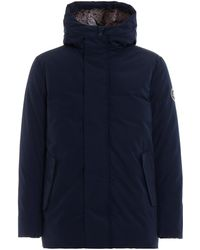 Save The Duck Cappotto - Blue