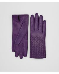 Bottega Veneta - Monalisa Lamb Glove - Lyst