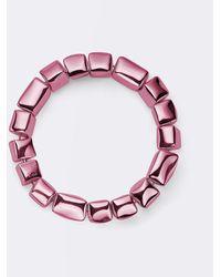 Bottega Veneta HALSKETTE - Pink