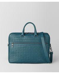 Bottega Veneta - Small Briefcase In Intrecciato Vn - Lyst