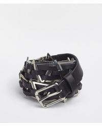 Bottega Veneta Belt - ブラック