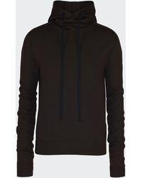 Bottega Veneta Hooded Sweatshirt - ブラック