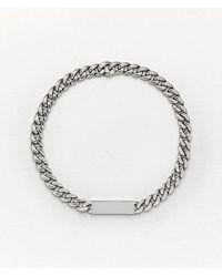 Bottega Veneta Bracelet - Metallic