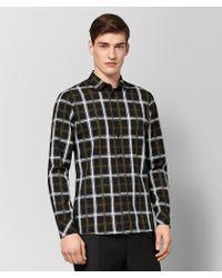 Bottega Veneta - Multicolour Cotton Shirt - Lyst