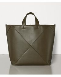 Bottega Veneta TOTE BAG - Grün