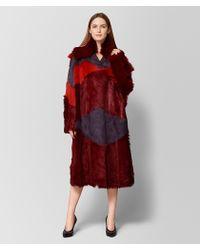 Bottega Veneta - Goat Fur Coat - Lyst