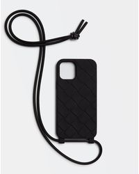 Bottega Veneta Iphone 12 Proケース - ブラック