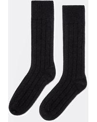 Bottega Veneta Socks - Black