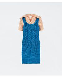 Bottega Veneta Dress - ブルー