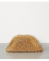 Bottega Veneta The Sponge - Metallic