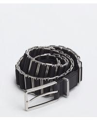 Bottega Veneta Belt - Black