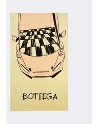 Bottega Veneta Beach Towel - メタリック