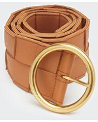 Bottega Veneta Belt - ブラウン