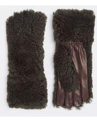 Bottega Veneta Handschuhe - Schwarz