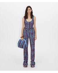 Bottega Veneta Pants - Blue