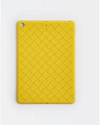 Bottega Veneta Ipad Case - Yellow