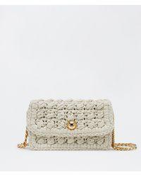Bottega Veneta Tasche Crochet - Mehrfarbig