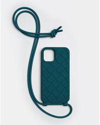 Bottega Veneta Iphone 12 Pro Hülle - Blau