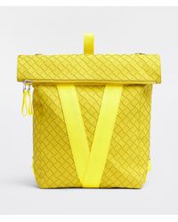 Bottega Veneta Backpack - Gelb