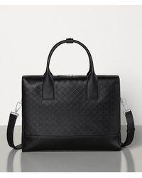 Bottega Veneta Briefcase - Black